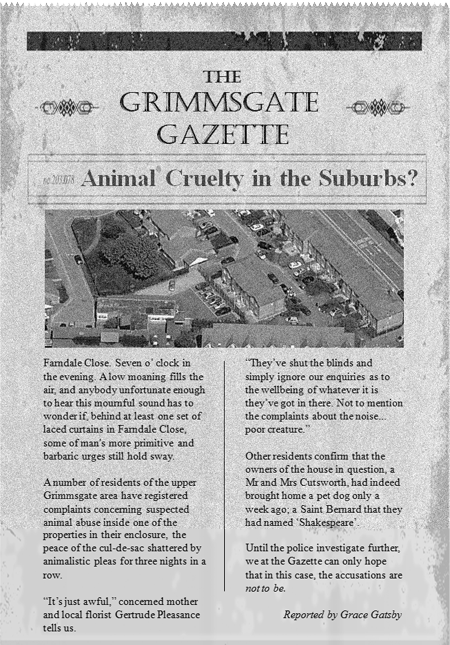 Grimmsgate Gazette Scan